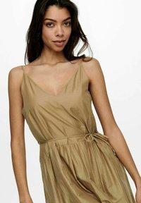 ONLY - ONLVIVI DRESS - Maxi dress - elmwood - 3