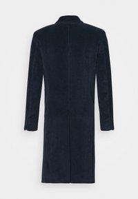 Paul Smith - GENTS OVERCOAT - Zimní kabát - dark blue - 1