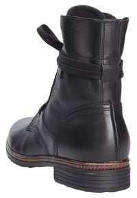 Gabor - Ankle boots - schwarzcognac (27) - 3