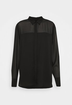 ROD - Button-down blouse - nero