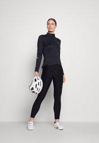 Gore Wear - GORE® WEAR PROGRESS THERMO WOMENS - Training jacket - black - 1