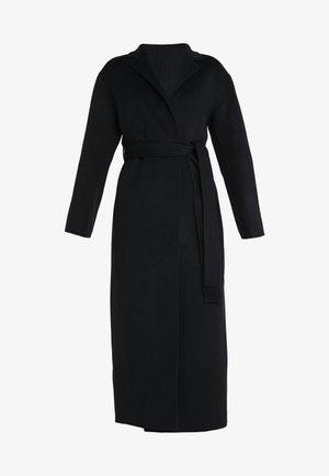 ALEXA COAT - Klasický kabát - black