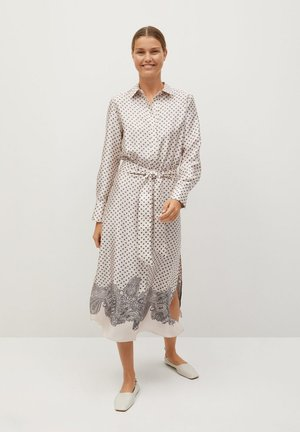 KEIL - Shirt dress - cremeweiß