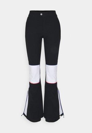 SKI CHIC - Snow pants - true black