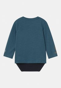 Name it - NBMTOLLE  - Long sleeved top - real teal - 1