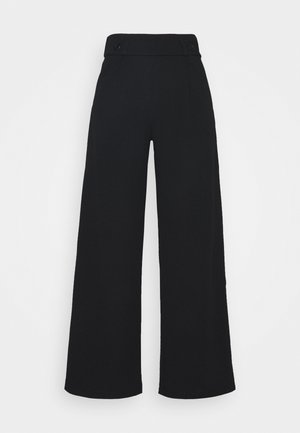 JDYGEGGO NEW LONG PANT - Kangashousut - black