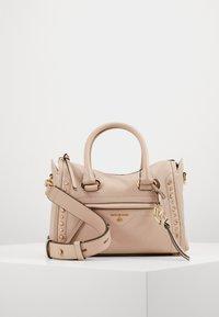 CARINE SATCHELPEBBLE - Handbag - soft pink