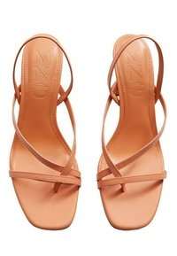Mango - YES - Sandals - mandarine - 3