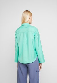 NORR - OLIVIA - Blouse - strong mint - 2