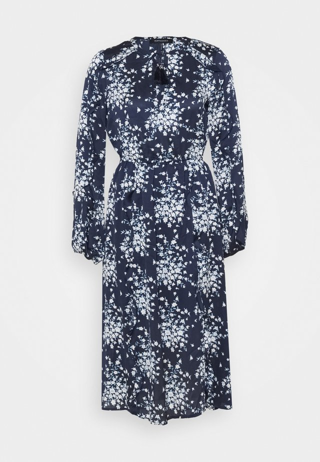 DAY LONG DRESS - Korte jurk - pacific blue flora
