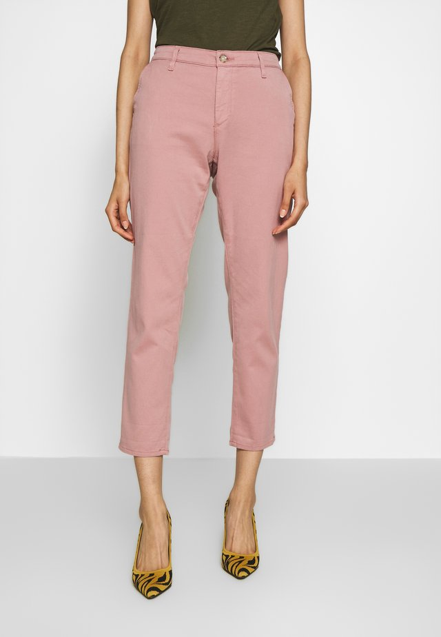 CADEN - Trousers - french rose