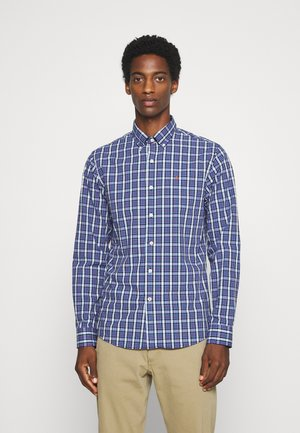 PLAID SHIRT - Chemise - turkish sea