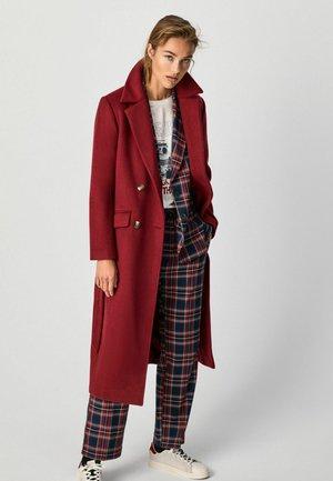MICA - Classic coat - red