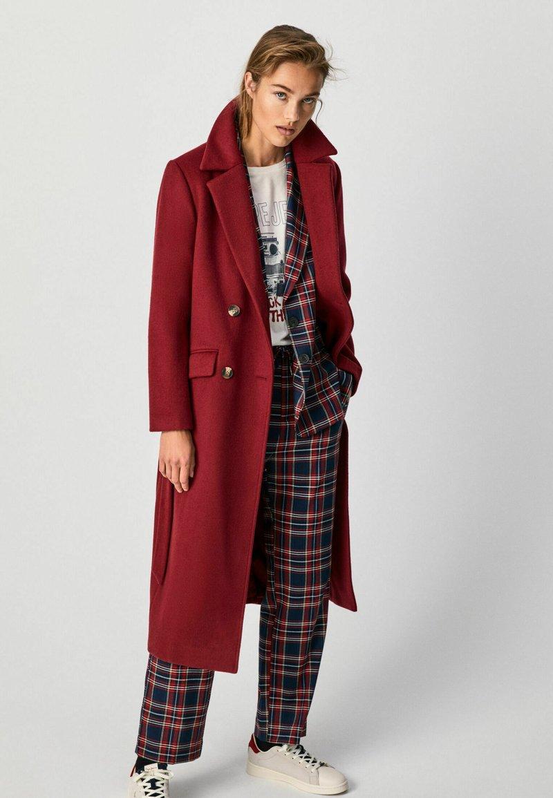 Pepe Jeans - MICA - Classic coat - red