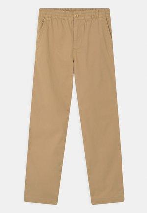 PREPSTER - Trousers - classic khaki