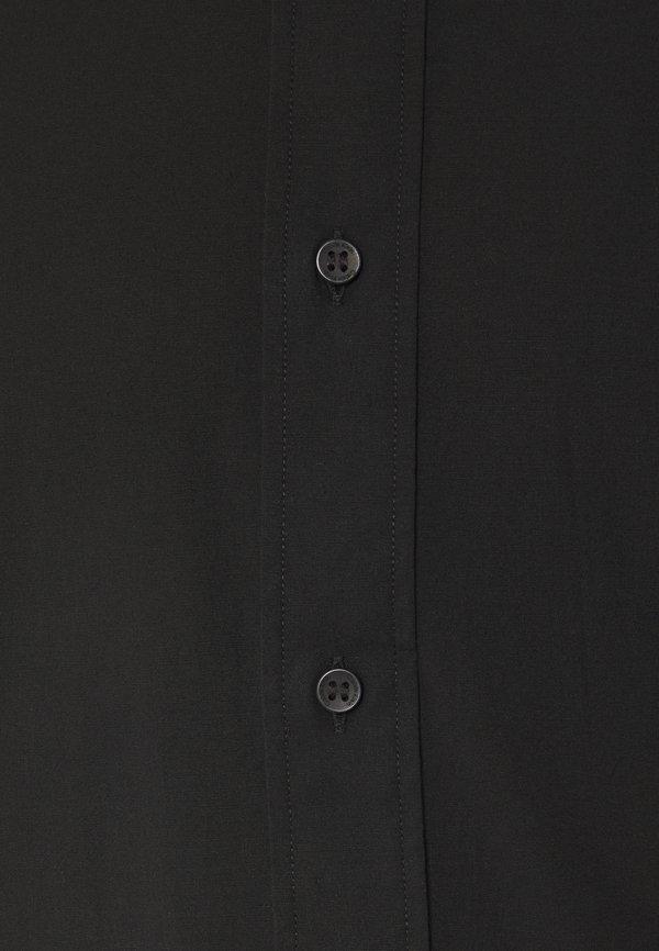 Calvin Klein SLIM FIT - Koszula biznesowa - black/czarny Odzież Męska ITNC