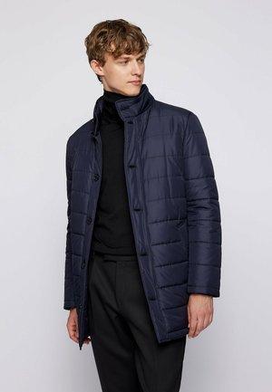 Short coat - dark blue