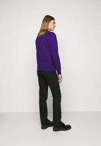 PS Paul Smith - MENS REG FIT - Mikina - purple - 2
