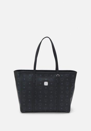 TONI VISETOS - Tote bag - black