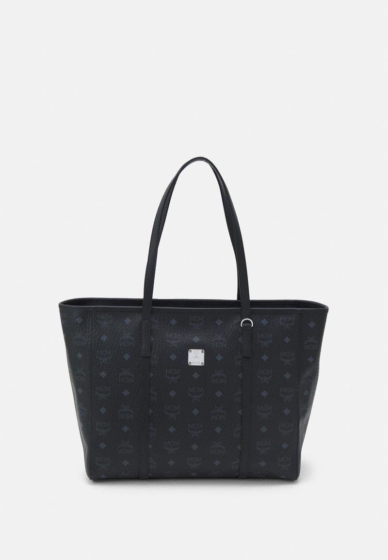 MCM - TONI VISETOS - Tote bag - black