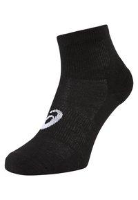 ASICS - QUARTER 3 PACK - Trainer socks - colour assorted - 2