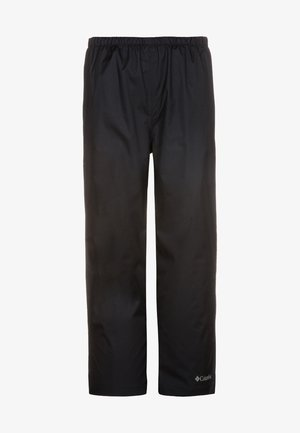 TRAIL ADVENTURE - Outdoor trousers - schwarz