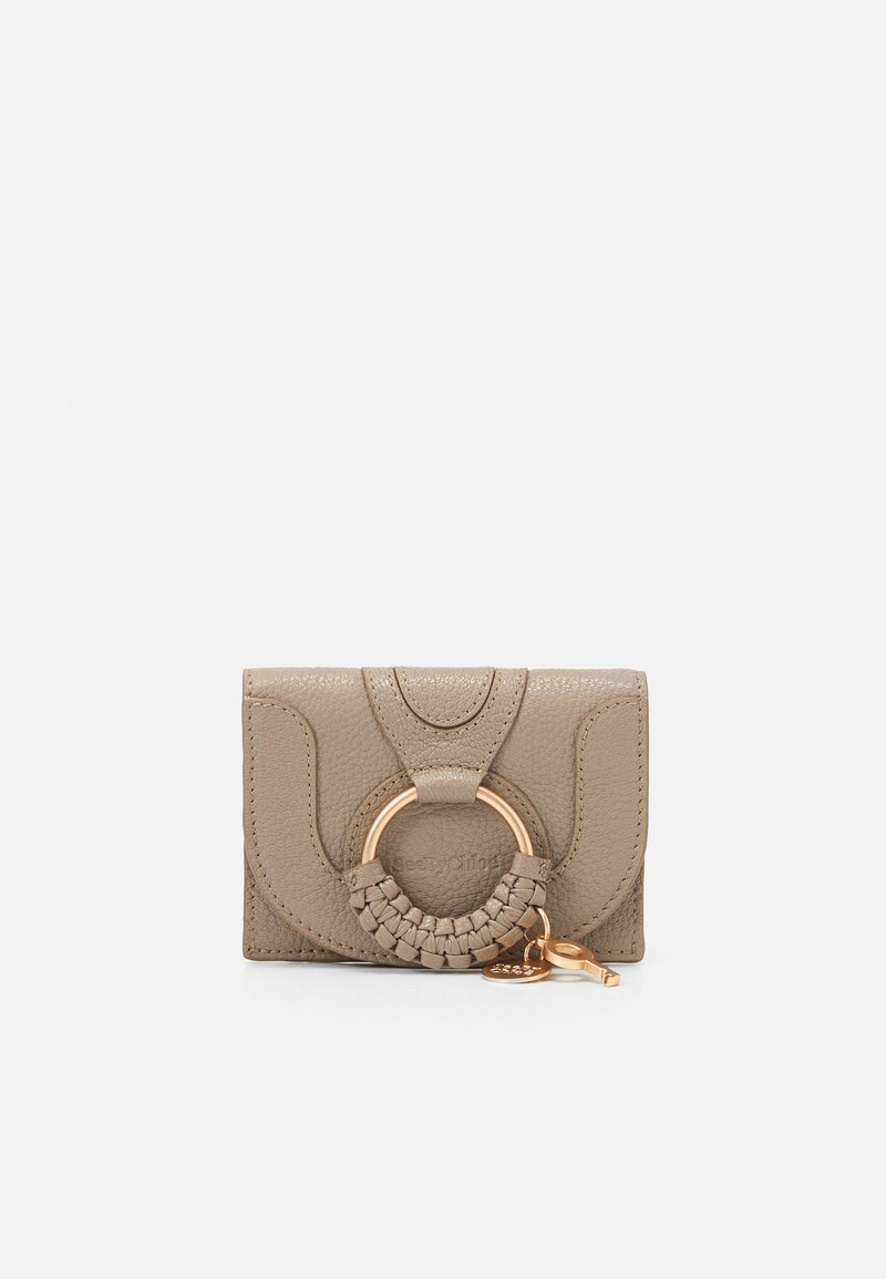 See by Chloé - COMPACT WALLETS - Peněženka - motty grey