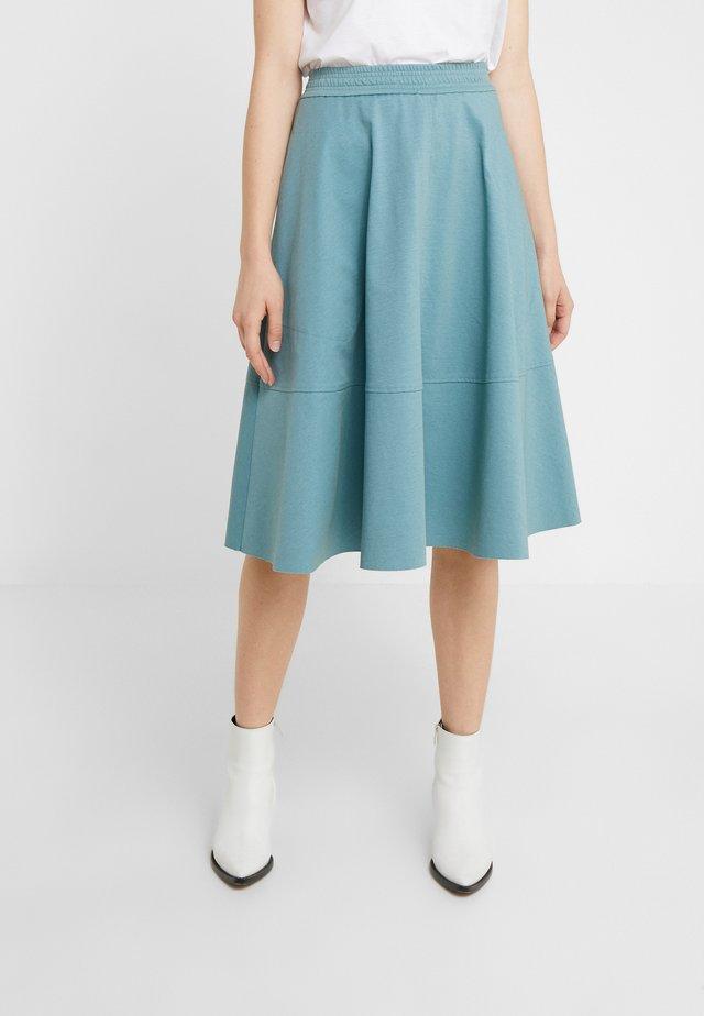 JALOMA - A-linjekjol - turquoise