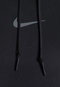 Nike Performance - Luvtröja - black/iron grey - 5