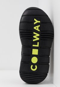 Coolway - CLUSTER - Trainers - black - 6