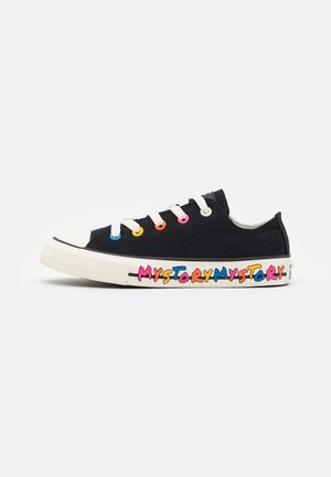 CHUCK TAYLOR ALL STAR MY STORY - Baskets basses - black/hyper pink/egret