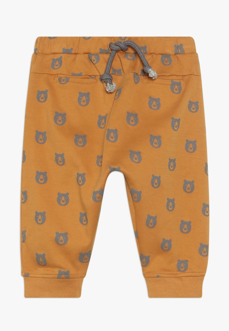 Sense Organics - CANDY BABY PANT - Trousers - orange