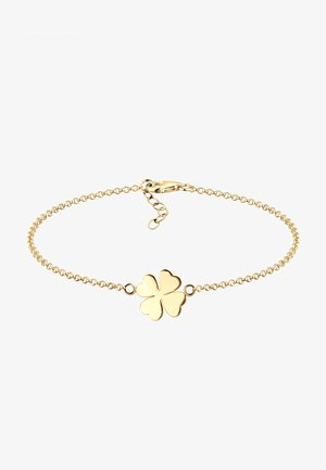 CLOVERLEAF - Armband - gold