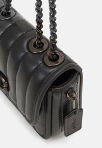 Coach - MADISON SHOULDER BAG - Handbag - black - 5