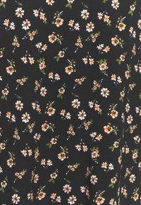Anna Field - Žerzejové šaty - black/multicolor - 5