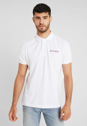 BASIC - Polo shirt - bianko