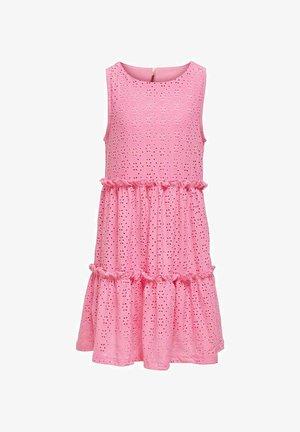 Sukienka letnia - sachet pink