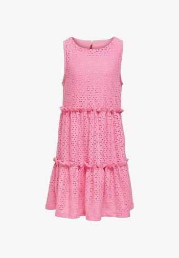 Day dress - sachet pink