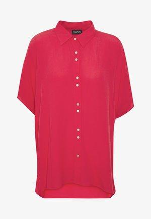 1/2 ARM - Button-down blouse - paradise pink