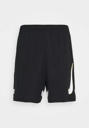 DRY ACADEMY SHORT - kurze Sporthose - black/white