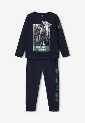 JURASSIC WORLD SET - Pyjama set - dark sapphire