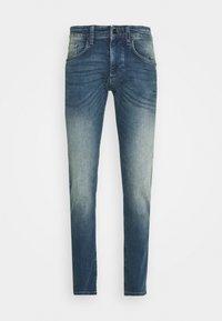 Slim fit jeans - indgo greencast used