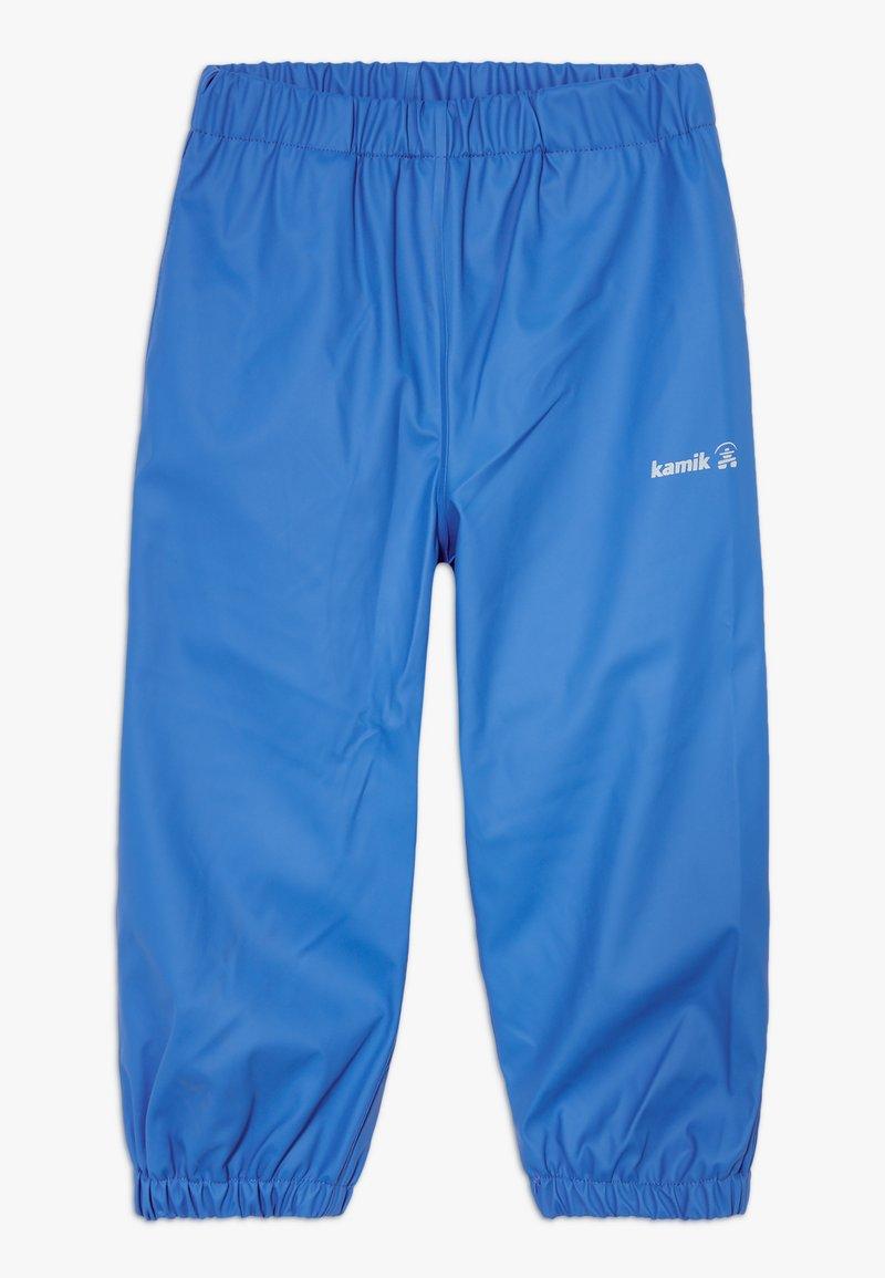 Kamik - RAINY - Rain trousers - strong blue