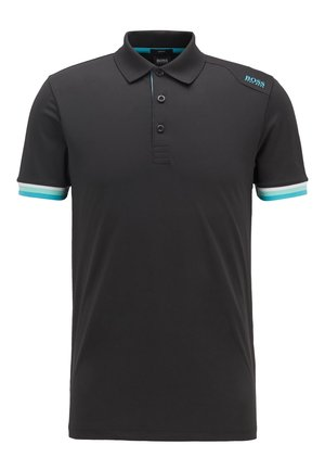 PAULE  - Polo shirt - black