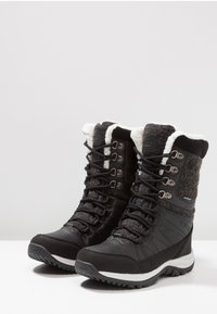 Hi-Tec - RIVA WP - Winter boots - black - 2