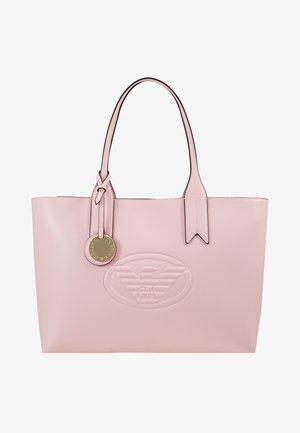 ZIP EAGLE - Håndtasker - rosa baby