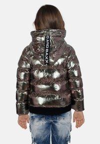 Cipo & Baxx - Winter jacket - silver - 2