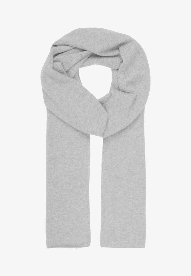 Sjaal - silber melange