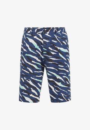 RIGAN - Shorts - dark blue