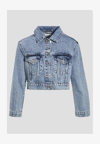 Cache Cache - Denim jacket - denim double stone - 4
